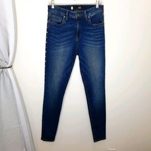 Kut from the cloth Mia high rise skinny